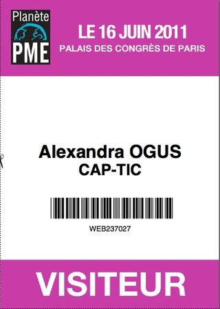 Badge planete PME A.0