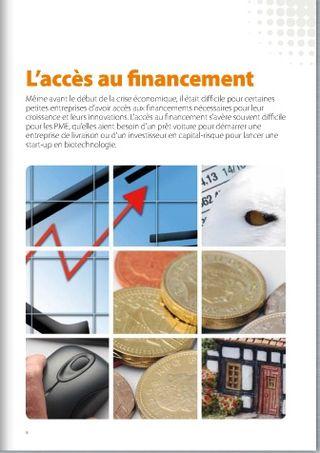 L'accès au financement