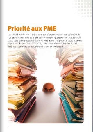 Priorité aux PME