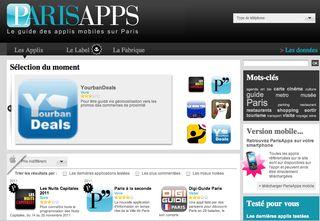 Paris appli